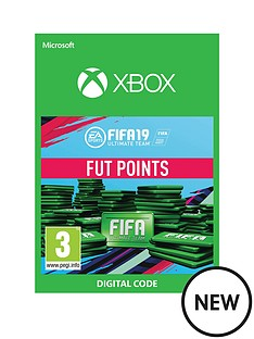 xbox-fifa-19-ultimate-team-4600-points
