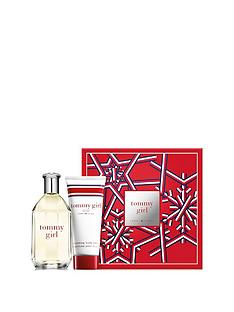 3e24824d0fdfb4 Tommy Hilfiger Tommy Girl American Refreshments 100ml Eau de Toilette +  Body Lotion Gift Set