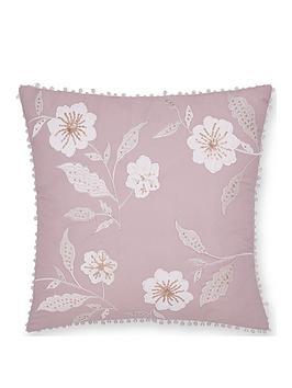 catherine-lansfield-grace-cushion