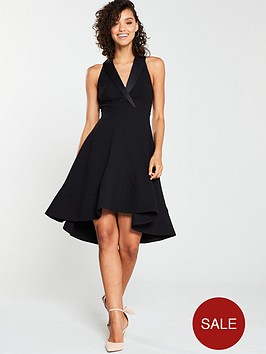 v-by-very-tux-skater-skirt-dress-black
