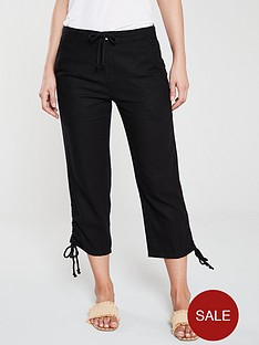 v-by-very-linen-mix-crop-trousers-black