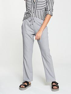 v-by-very-linen-mix-drawcord-trousers-ndash-grey