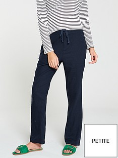 v-by-very-short-linen-mix-trousers-navy