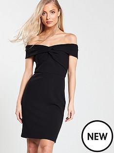 v-by-very-bardot-bodycon-dress-black