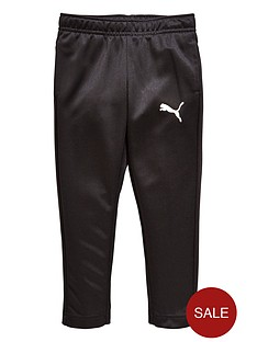 puma-junior-football-training-pants-black