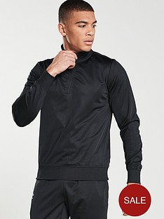 umbro-club-training-half-zip-top-black
