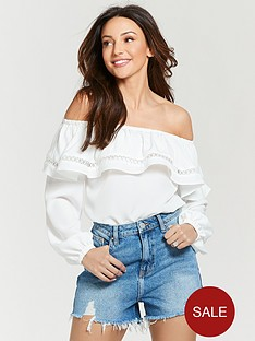 8c67d296635426 Going Out Tops | Michelle keegan | Blouses & shirts | Women | www ...