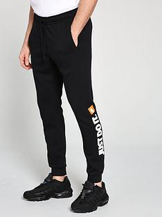 Jogging Bottoms Mens Sports Clothing Sports Leisure Nike