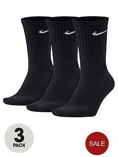 nike-cushioned-crew-socks-3-pack-black