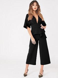 lavish-alice-kimono-sleeve-peplum-culotte-jumpsuit-blacknbsp