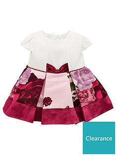 060fad7e3 Baker by Ted Baker Baby Girls Rose Mockable Dress