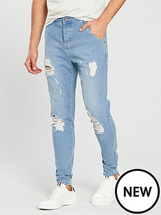 nicce-sik-silk-skinny-distressed-denim