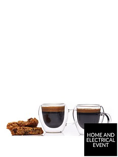 kitchencraft-double-walled-espresso-cups-ndash-set-of-2