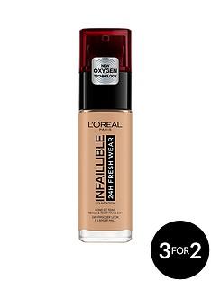 loreal-paris-infallible-24hr-freshwear-liquid-foundation