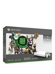xbox-one-x-robot-white-special-edition-starter-1tbnbspconsole-bundle-with-optional-extras