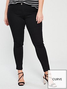 junarose-curve-queen-skinny-jeans-black
