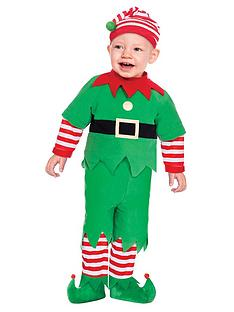 child-elf-costume