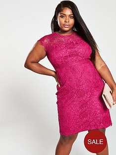 v-by-very-curve-lace-midi-pencil-dress-pink