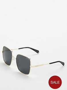 polaroid-wide-square-metal-sunglasses-blackgold