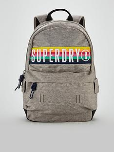 4806be86ee8c Superdry Retro Band Montana Backpack