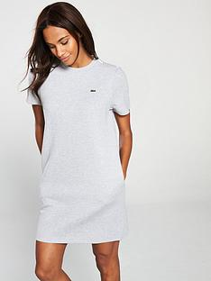 lacoste-sweat-dress-silvernbsp