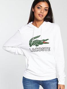 lacoste-big-croc-hooded-sweatshirt-whitenbsp