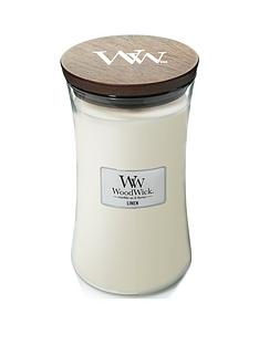 woodwick-large-hourglass-candle-ndash-linen