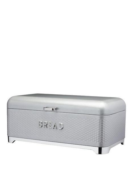 kitchencraft-nbsplovello-bread-bin-in-shadow-grey-ndash-42-x-22-x-18-cm