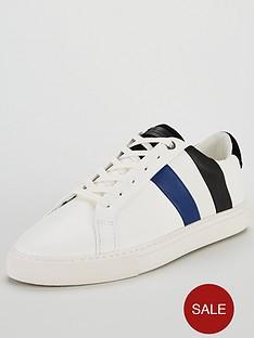kg-donnie-stripe-trainers-white