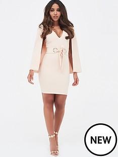 lavish-alice-lavish-alice-cape-mini-dress-with-eyelet-detail-belt