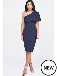 lavish-alice-lavish-alice-one-shoulder-cape-midi-dress