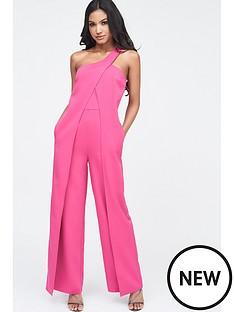 lavish-alice-lavish-alice-one-shoulder-wrap-over-wide-leg-jumpsuit
