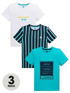 v-by-very-boys-3-pack-game-changer-stripe-t-shirts-multi