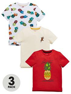 mini-v-by-very-boys-3-pack-pineapple-t-shirts-multi