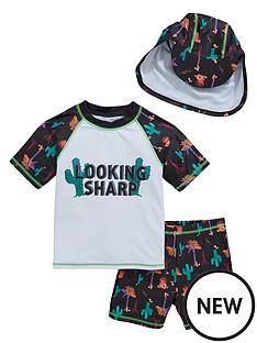 mini-v-by-very-boys-looking-sharp-cactus-3-piece-sunsafenbsp--blackgreen