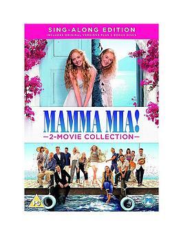 Mamma Mia Mamma Mia Here We Go Again Sing Along Edition 2 Film