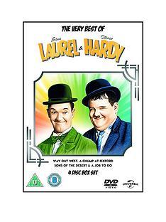 laurel-hardy-very-best-of-box-set