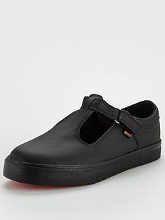 kickers-tovni-t-bar-strap-flat-shoes-black