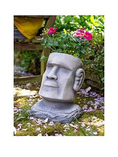 la-hacienda-moai-head-planter-large