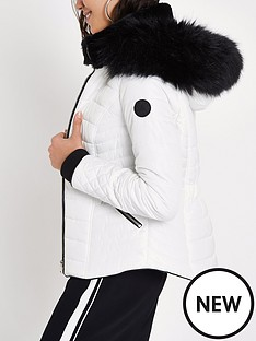 river-island-river-island-hooded-padded-jacket-white