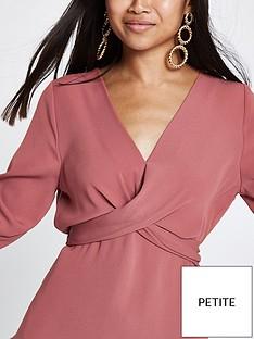 ri-petite-wrap-back-blouse-copper