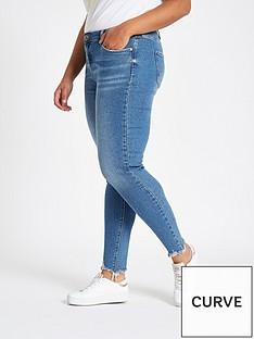 ri-plus-ri-plus-frayed-hem-skinny-jeans-mid-blue