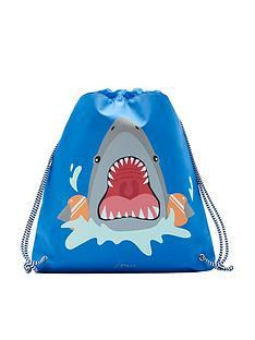 joules-boys-active-stripe-shark-drawstring-bag