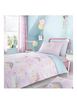 catherine-lansfield-llama-corn-single-duvet-cover-set