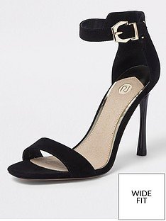 river-island-river-island-wide-fit-barely-there-sandal-black