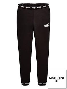 puma-older-girls-amplified-track-pants-black