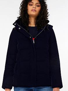 monsoon-vivienne-velvet-padded-coat-navynbsp