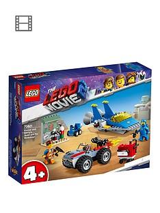 the-lego-movie-2-70821nbspemmet-and-bennys-lsquobuild-and-fix-workshop