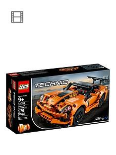 lego-technic-42093-chevrolet-corvette-zr1