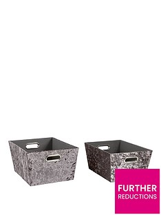 set-of-2-crushed-velvet-storage-baskets